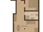Plan Hotel Villa Désirée Appartment C