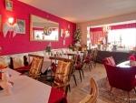 Restaurant im Erwachsenenhotel Villa Désirée 1