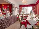 Restaurant im Erwachsenenhotel Villa Désirée 2
