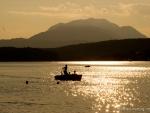 Bootsfahrt am Faaker See