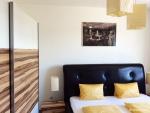 Suite G Schlafzimmer