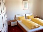 Suite E Schlafzimmer