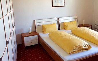 Villa Désirée Suite E/G Schlafzimmer