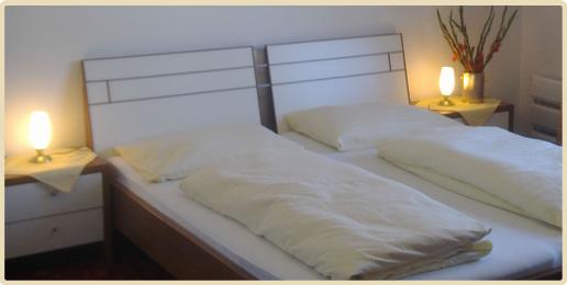 Doppelzimmer Erwachsenenhotel Villa Désirée