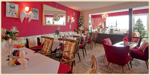 Restaurant Erwachsenenhotel Villa Désirée